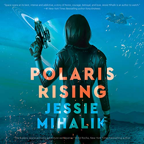 Couverture de Polaris Rising