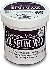 Quakehold! 44111 13-Ounce Museum Wax,Clear