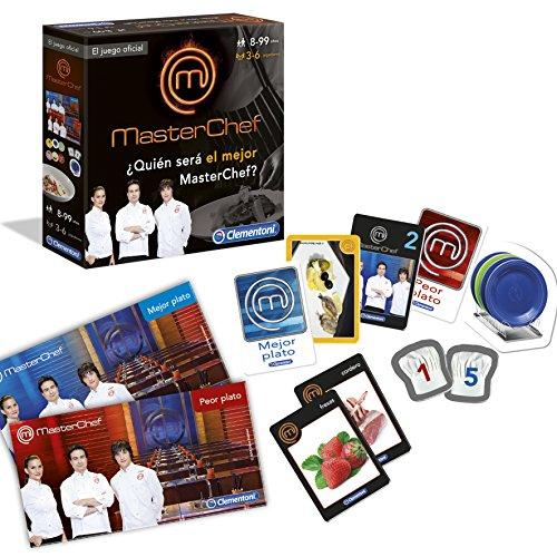 Máster Chef- Juego Oficial (Clementoni 55014)