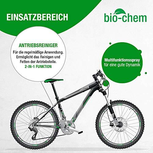 Bio-Chem Bio Antriebsreiniger Chain Care Kettenpflege 2 in 1 zum Reinigen und Schmieren 500 ml - 2