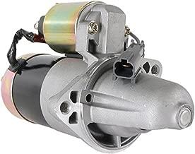 DB Electrical SMT0061 Starter For Nissan Sentra 2.0L 91-94 /Nissan NX 2.0L 91-93 /Infiniti G20 2.0L 91-99 /Nissan 23300-53J11, 23300-53J12, 23300-63J10, 23300-63J11