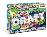 CRAZE Calendario de Adviento Magic Slime para niñas y niño