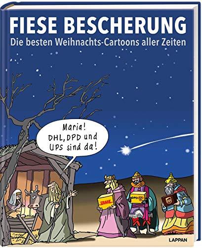 Fiese Bescherung: Die besten Weihnachts-Cartoons aller Zeiten! (Fiese Bilder)