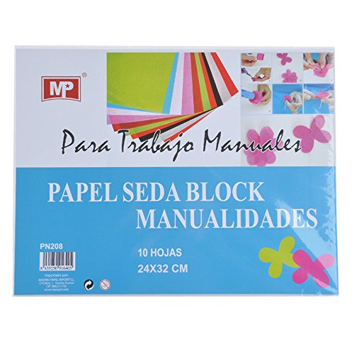 MP PN208 - Pack de 10 hojas de papel seda