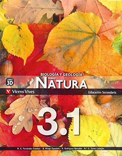 Nuevo Natura 3 Trim (ed. 2011)+ Murcia Separata - 9788468210872