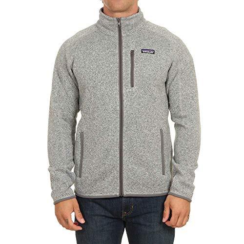 Patagonia Herren M's Better Sweater JKT, Stonewash, L