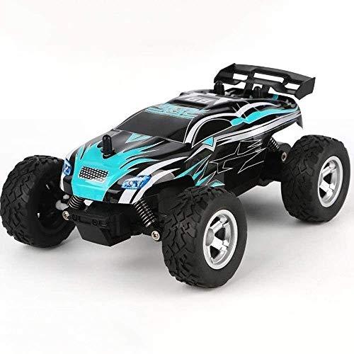 Zeyujie 15 kmh alta velocidad de RC Car Racing 2.4Ghz eléctrico del vehículo todo terreno de oruga 1/24 Escala de control remoto de coches 4x4 pie grande impermeable al aire libre todo terreno de la r