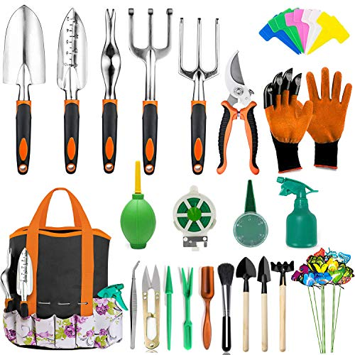 Garden tools set for your basic planting needs