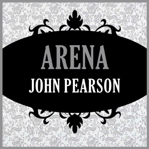 Arena audiobook cover art