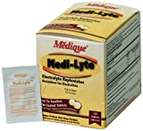 Medique 03033 Medi-Lyte Electrolyte Tablets w/ Potassium Chloride for Cramps, 100-Tablets