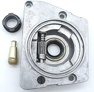 Ölpumpenöler Schneckengetriebe Ölfilter passend für Husqvarna 61 66 266 268 272 268XP 272XP Kettensägen Ersatzteile