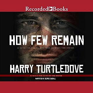 How Few Remain audiobook cover art