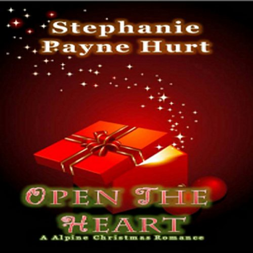 Open the Heart audiobook cover art