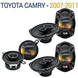 Compatible with Toyota Camry 2007-2011 Factory Speaker Upgrade Harmony R69 R35...