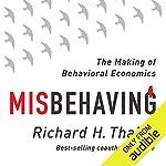 Misbehaving audiobook cover art