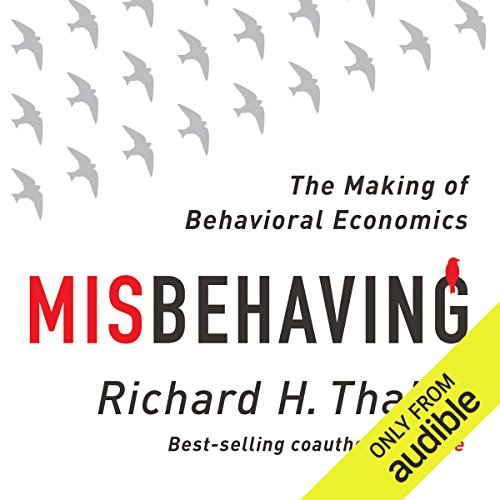 Misbehaving audiobook cover art