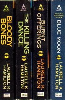 Anita Blake Vampire Hunter Set 5-8: Bloody Bones; The Killing Dance; Burnt Offerings; Blue Moon