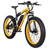 Zoom IMG-1 gunai bici grassa elettrica 500w