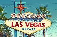 Las Vegas ティンサイン ポスター ン サイン プレート ブリキ看板 ホーム バーために