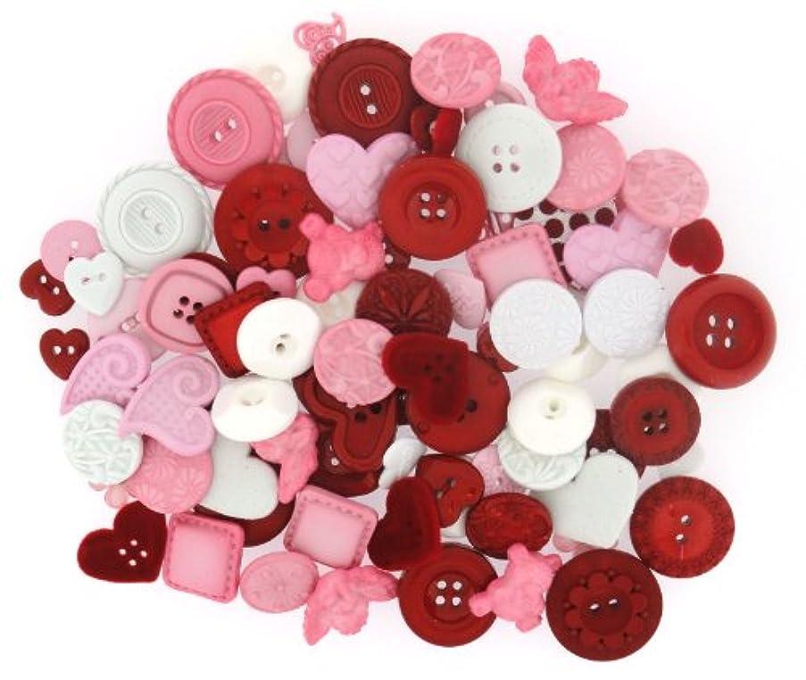 Dress IT UP 7632 Valentine Button Grab Grab Bag