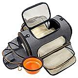 Pet Travel Carrier Bag Pet Carrier Backpack...