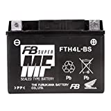 FURUKAWA [ 古河電池 ] シールド型 バイク用バッテリー FTH4L-BS