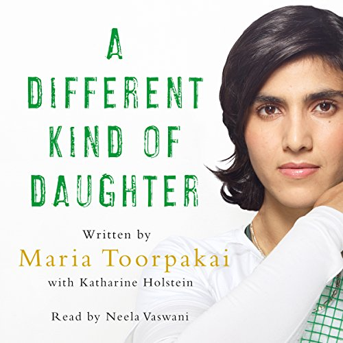A Different Kind of Daughter audiobook cover art