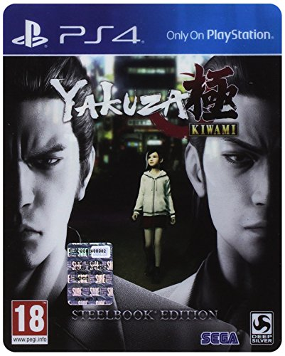 Yakuza Kiwami - Steelbook Day-one - PlayStation 4