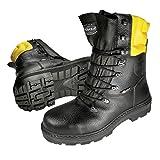 Cofra Schnittschutzstiefel Woodsman 25580-000, Forstarbeiter Sicherheitsstiefel, Größe 42, 40-87890000-42