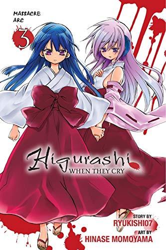 Higurashi When They Cry Vol. 3: Massacre Arc