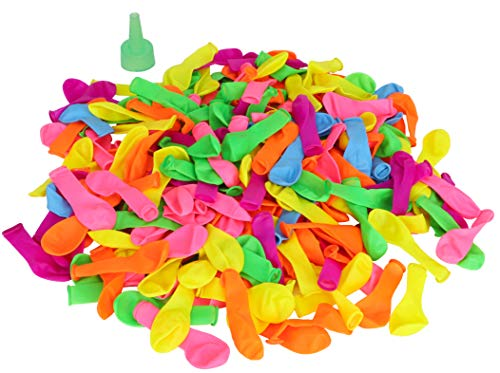 Toyland® 250 waterbommen - inclusief vuller - zomerplezier - buitenspeelgoed