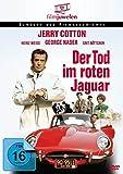 Jerry Cotton - Tod im roten Jaguar (Filmjuwelen) [DVD] [Alemania]