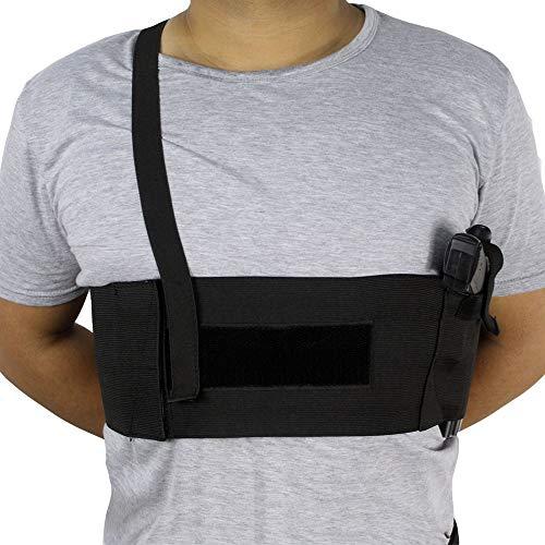 JINJULI Deep Concealment Shoulder Holster Underarm Gun Pistol Holster