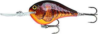 Rapala Dives-To 16 Fishing Lure (Dark Brown Crawdad)