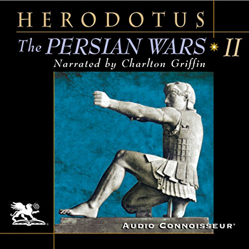 The Persian Wars, Volume 2 audiobook cover art