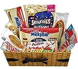 Chocolate Gift - Caja de selección de barras de chocolate blanco para todos los amantes del chocolate blanco Chocolate Selection Box