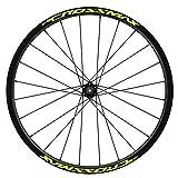 Pegatinas Llantas Bicicleta 29' Mavic Crossmax Elite TL WH19 VINILOS Ruedas Amarillo Fluor