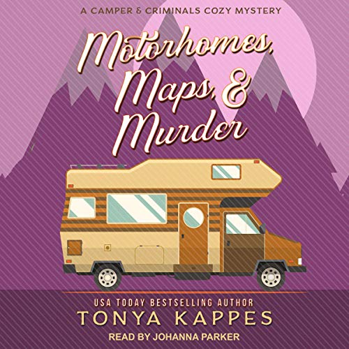 Motorhomes, Maps, & Murder cover art