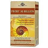 Solgar PROBI 30 - 30 Billion Lactobacillus plantarum - 30 Vegetable Capsules …