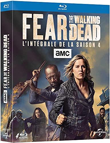Fear The Walking Dead-Saison 4 [Blu-Ray]