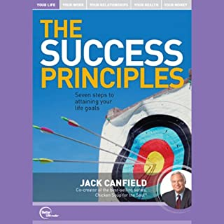 The Success Principles (Live)                   Written by:                                                                                                                                 Jack Canfield                               Narrated by:                                                                                                                                 Jack Canfield                      Length: 1 hr and 28 mins     8 ratings     Overall 4.8