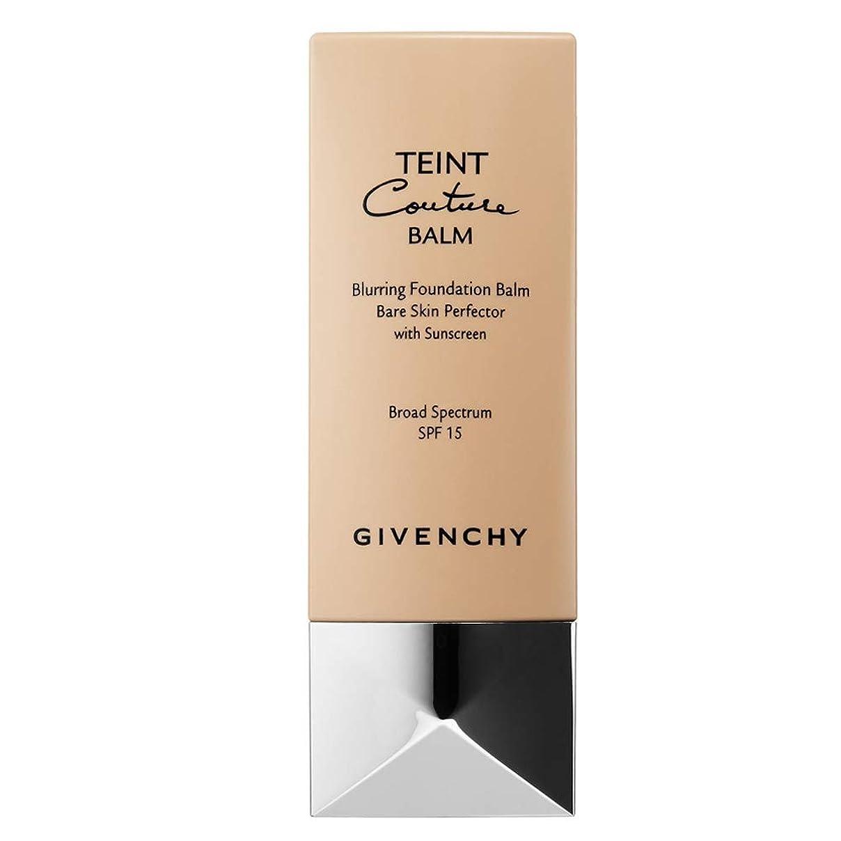 リング反乱愛国的なジバンシィ Teint Couture Blurring Foundation Balm SPF 15 - # 1 Nude Porcelain 30ml/1oz並行輸入品