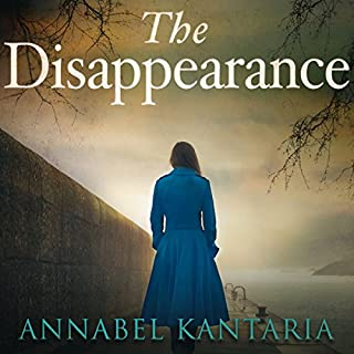 The Disappearance audiobook cover art