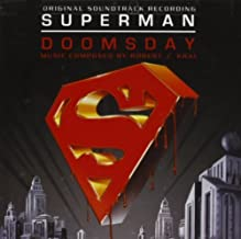 Superman: Doomsday by La-La Land Records