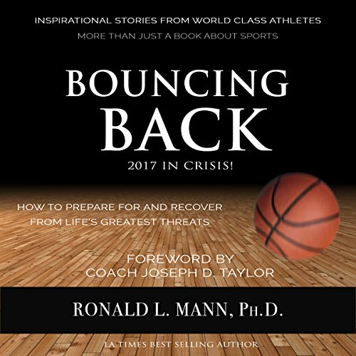 Bouncing Back 2017 in Crisis audiobook cover art
