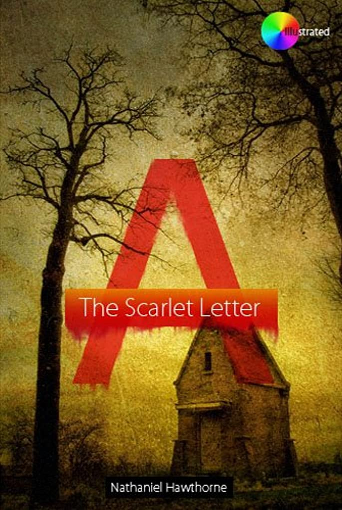 金貸しプラグシャークThe Scarlet Letter (illustrated) (English Edition)