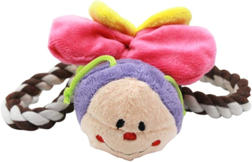 hbz11hl Interactive Pet Milwaukee Mall Toys丨Pet Dog Cotton Brand new An Rope Cats Puppy