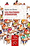 Les Politiques d'éducation - QUE SAIS JE - 17/03/2021