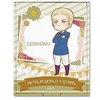 ヘタリア WorldStars コンパクトミラー デザイン02(ドイツ)