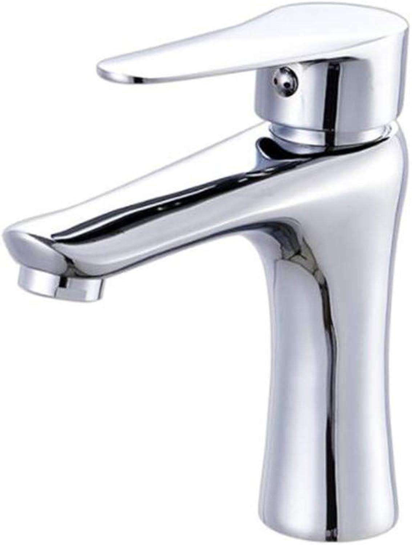 Bathroom Sink Basin Lever Mixer Tap Side Basin Water Drip Hot and Cold Water Faucet Bathroom Washbasin Mixed Faucet Ceramic Basin Single Handle